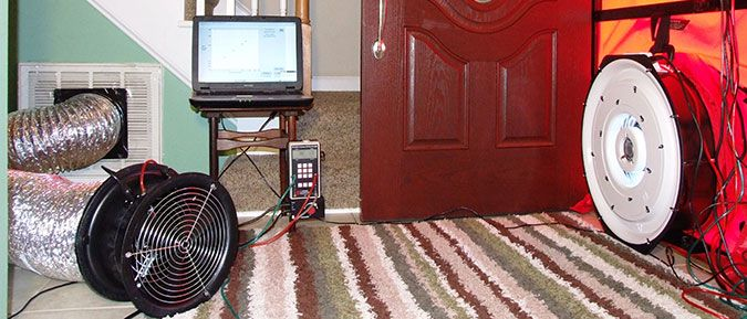 Home Performance Diagnostics and Testing